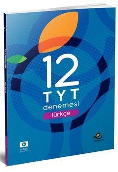 Endemik Yayınları TYT Türkçe Video Çözümlü 12 Deneme