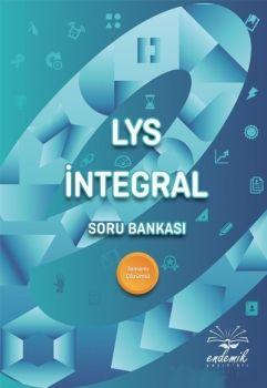 Endemik Yayınları LYS İntegral Tamamı Çözümlü Soru Bankası