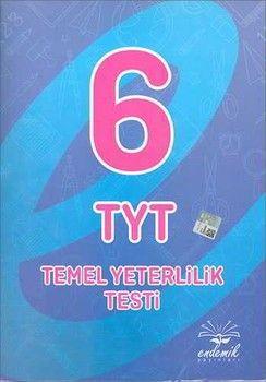 Endemik Yayınları TYT 6 Deneme