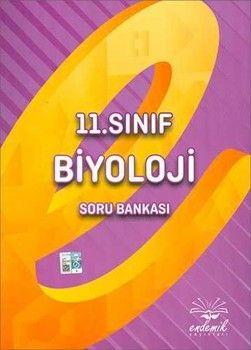 Endemik Yayınları 11.Sınıf Biyoloji Soru Bankası