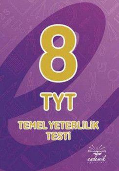 Endemik Yayınları YKS 1. Oturum TYT 8 Deneme