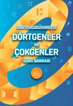 Endemik Yayınları Dörtgenler ve Çokgenler Soru Bankası