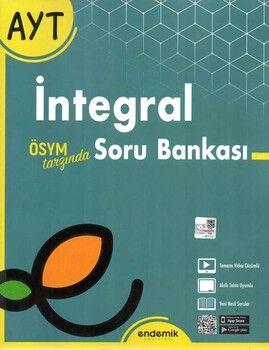 Endemik Yayınları AYT İntegral Soru Bankası