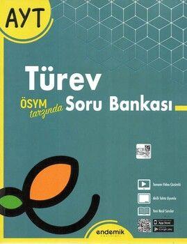Endemik Yayınları AYT Türev Soru Bankası
