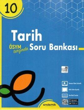 Endemik Yayınları 10. Sınıf Tarih Soru Bankası