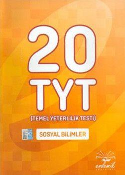 Endemik Yayınları TYT Sosyal Bilimler 20 li Deneme
