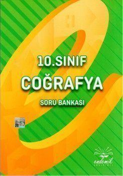 Endemik Yayınları 10. Sınıf Coğrafya Soru Bankası