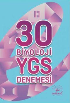 Endemik YGS Biyoloji 30 Deneme