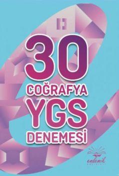 Endemik YGS Coğrafya 30 Deneme