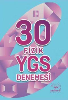Endemik YGS Fizik 30 Deneme
