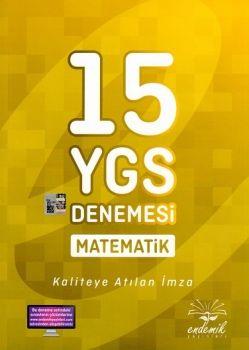 Endemik YGS Matematik 15 Deneme