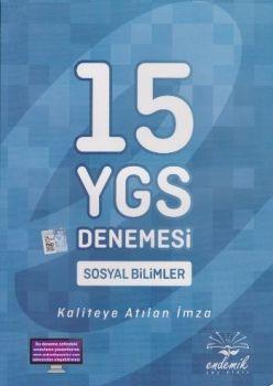Endemik YGS Sosyal Bilimler15 Deneme