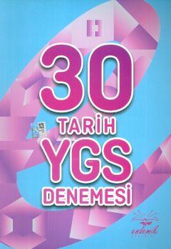 Endemik YGS Tarih 30 Deneme