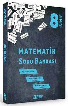 Enpro Yayınları 8. Sınıf Matematik Soru Bankası