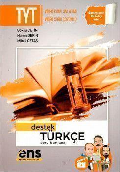 ENS Yayıncılık TYT Türkçe Destek Soru Bankası