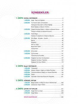 ENS Yayıncılık TYT Coğrafya Destek Soru Bankası
