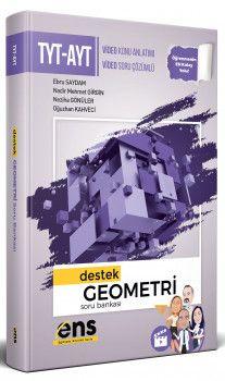 ENS Yayıncılık TYT AYT Geometri Destek Soru Bankası