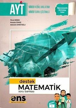 ENS Yayıncılık AYT Matematik Destek Soru Bankası