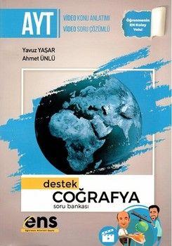 ENS Yayıncılık AYT Coğrafya Destek Soru Bankası