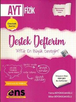 ENS Yayıncılık AYT Fizik Destek Defterim
