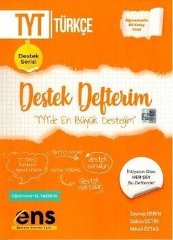 ENS Yayıncılık TYT Türkçe Destek Defterim