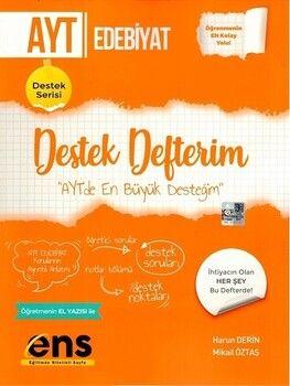 ENS Yayıncılık AYT Türk Dili ve Edebiyatı Destek Defterim
