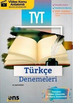 ENS Yayıncılık TYT Türkçe 12 li Deneme