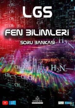 Ephesus Yayınları 8. Sınıf LGS Fen Bilimleri Soru Bankası