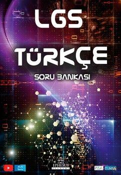Ephesus Yayınları 8. Sınıf LGS Türkçe Soru Bankası