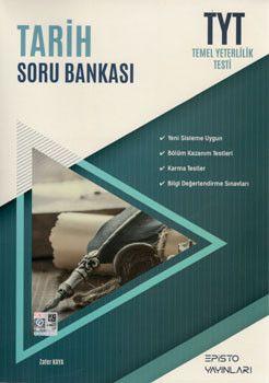 Episto Yayınları TYT Tarih Soru Bankası