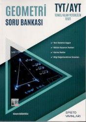 Episto Yayınları TYT AYT Geometri Soru Bankası