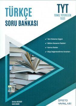 Episto Yayınları TYT Türkçe Soru Bankası