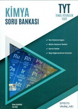 Episto Yayınları TYT Kimya Soru Bankası