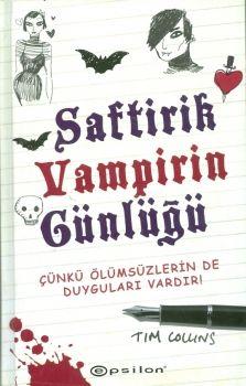Epsilon Yayınları Saftrik Greg Vampirin Günlüğü