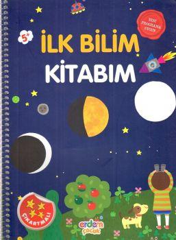 Erdem Çocuk Yayınları İlk Bilim Kitabım 5 Yaş ve Üzeri