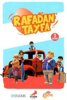 Erdem Çocuk Yayınları Rafadan Tayfa 5 Kitap