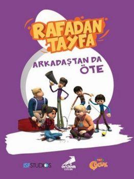 Erdem Çocuk Yayınları Rafadan Tayfa Arkadaştan da Öte