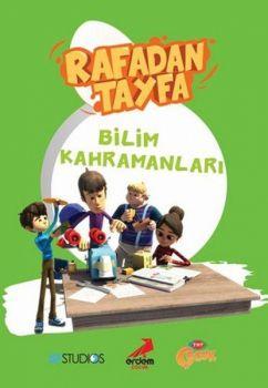 Erdem Çocuk Yayınları Rafadan Tayfa Bilim Kahramanları