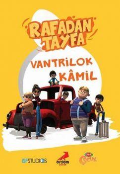 Erdem Çocuk Yayınları Rafadan Tayfa Vantrilok Kamil