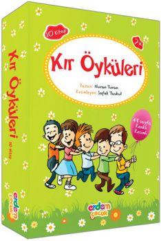 Erdem Çocuk Yayınları Kır Öyküleri 10 Kitap