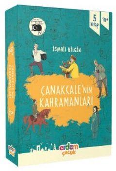 Erdem Çocuk Yayınları Çanakkale?nin Kahramanları 5 Kitap
