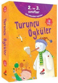 Erdem Çocuk Yayınları Turuncu Öyküler 10 Kitap