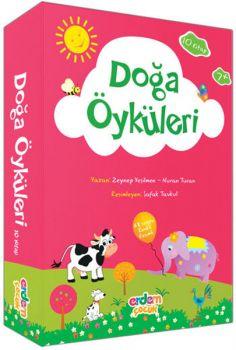 Erdem Çocuk Yayınları Doğa Öyküleri 10 Kitap