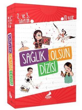 Erdem Çocuk Yayınları Sağlık Olsun Dizisi 10 Kitap