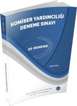 Erkin Kürk 2019 Komiser Yardımcılığı 20 Deneme Sınavı
