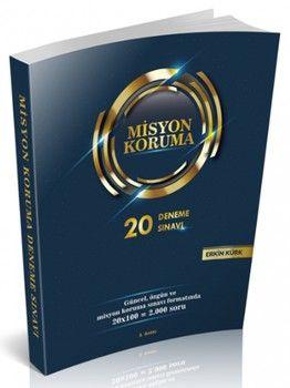Erkin Kürk 2020 Misyon Koruma 20 Deneme