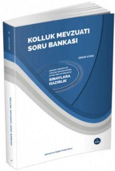 Erkin Kürk Komiser Yardımcılığı Kolluk Mevzuatı Soru Bankası