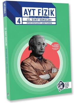 Ertan Sinan Şahin 12. Sınıf Fizik Seti
