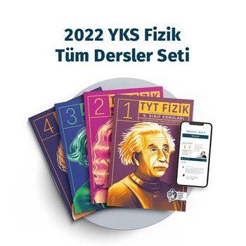 Ertan Sinan Şahin 2022 YKS Fizik Tüm Dersler Seti