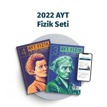 Ertan Sinan Şahin 2022 AYT Fizik Seti